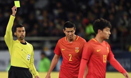 Ông Muhammad Taqi là trọng tài FIFA từ năm 2012.
