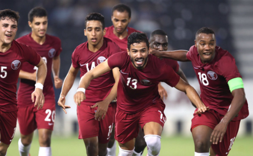 Qatar có lần thứ hai liên tiếp góp mặt ở bán kết giải U23 châu Á.
