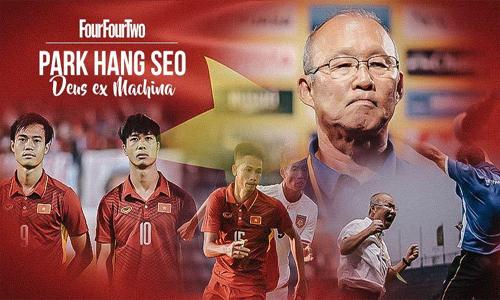 """HLV Park Hang-seo: """"Cầu thủ Việt Nam không biết họ ngang tầm Nhật Bản và Hàn Quốc"""""""