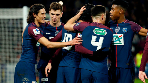 PSG đi tiếp ở Cup quốc gia khi Neymar vắng mặt