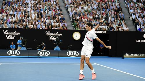 Federer hạ Berdych, vào bán kết Australia Mở rộng
