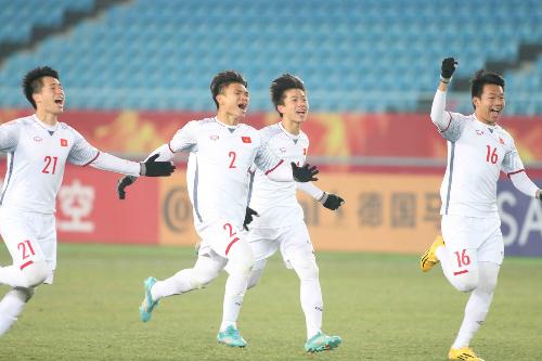 Việt Nam có thể đặt mục tiêu hướng tới World Cup 2022. Ảnh: Anh Khoa.