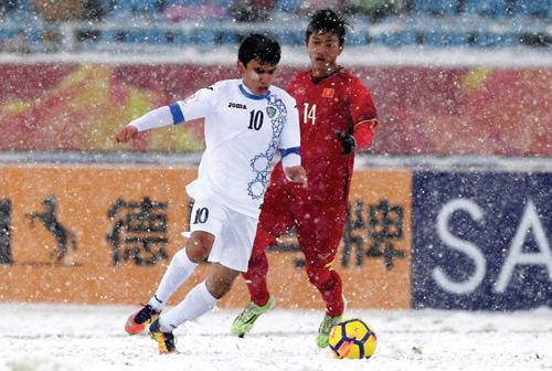 """HLV Uzbekistan: """"U23 Việt Nam đã chơi thứ bóng đá đẹp mắt"""""""