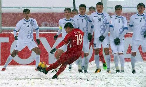 Thủng lưới phút cuối, U23 Việt Nam giành ngôi á quân châu lục