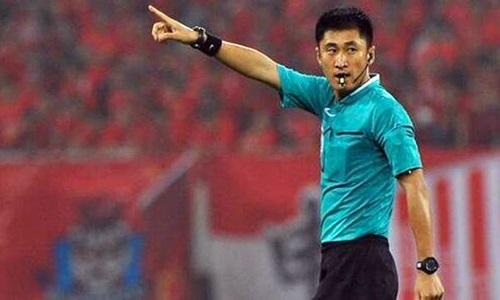 Mã Ninh không điều khiển trận chung kết Việt Nam - Uzbekistan. Ảnh: Sina.