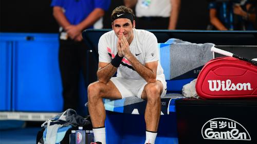 Đỉnh ATP được cho là mục tiêu cuối cùng của Federer
