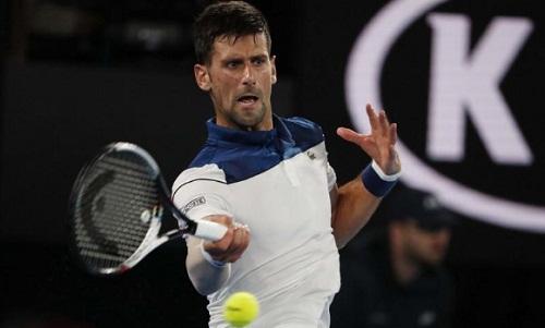Djokovic phải điều trị chấn thương khuỷu tay sau Australia Mở rộng