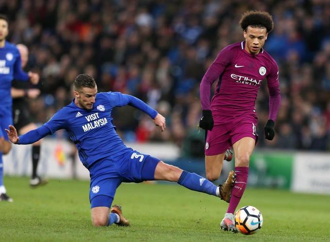 9 pha triệt hạ cầu thủ Man City khiến Guardiola tức giận