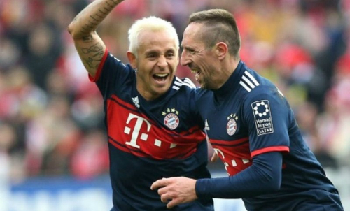 Bayern 2-0 Mainz(Vòng 21 - Bundesliga 2017/18)
