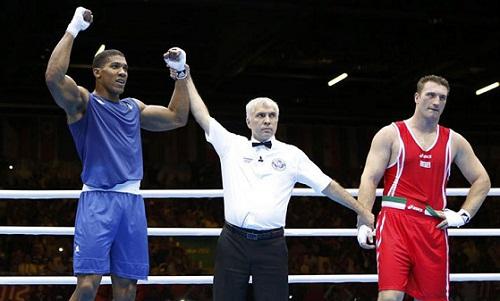 Quyền anh có thể bị loại khỏi Olympic bởi sự yếu kém trong điều hành. Ảnh: PA.