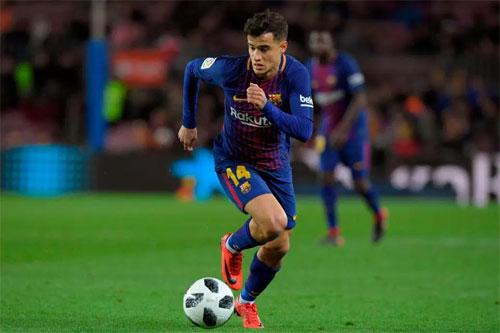 Coutinho nhận lời mất đi phần nào lương mà chính mình đáng được hưởng nếu đến 1 CLB khác. Ảnh: Reuters