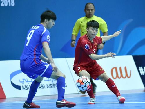Uzbekistan đang cố tìm điểm yếu của tuyển futsal Việt Nam