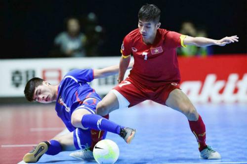 """HLV đội futsal Uzbekistan: """"Chơi hết khả năng mới có thể đánh bại Việt Nam"""""""