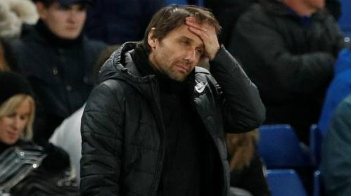 Conte bác bỏ khả năng từ chức HLV Chelsea