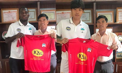 Bầu Đức chiêu mộ cựu tuyển thủ U23 Hàn Quốc cho HAGL