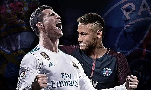 Đại chiến Real - PSG là tâm điểm Cup châu Âu giữa tuần này