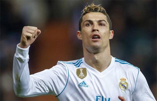 Ronaldo không hề giảm sút thành tích so với mùa trước. Ảnh: Reuters