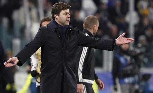 Pochettino hài lòng với kết quả trên sân của Juventus. Ảnh: AP.