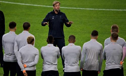 Klopp: Liverpool thắng vì đam mê, không phải nhờ chiến thuật - ảnh 1