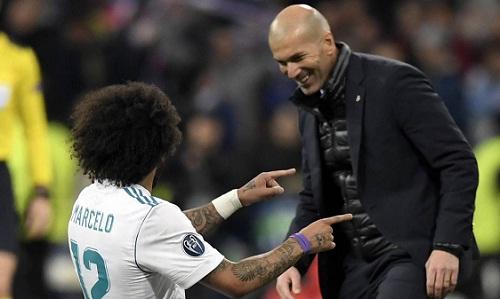 Zidane: Real không nên quá tự tin dù thắng 3-1 - ảnh 1