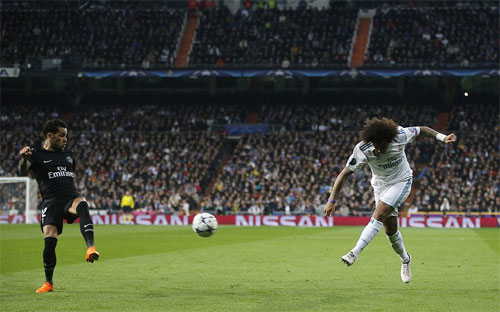 Ronaldo lập cú đúp, Real thắng PSG hai bàn cách biệt ở lượt đi