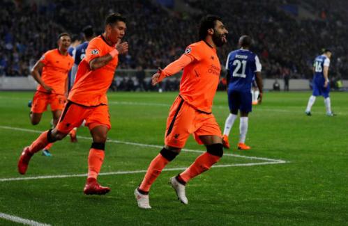 Liverpool phá kỷ lục của Man City ở Champions League - ảnh 1