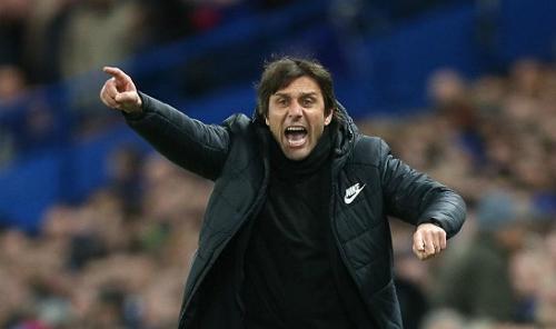 Conte tiếc nuối vì Chelsea đánh rơi hai điểm. Ảnh: CameraSport.