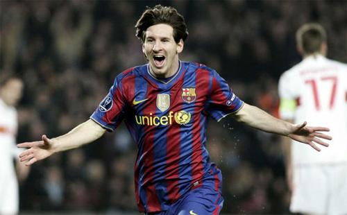 Barca hầu như đi tiếp sau khi hòa chủ nhà 1-1 ở lượt đi Champions League