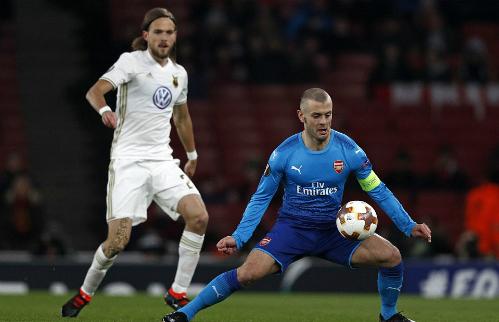 Ostersunds đã thi đấu đầy quyết tâm, trái ngược với đội chủ nhà.