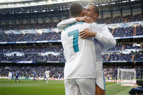 Sao dự bị của Real có hiệu suất kiến tạo vượt Messi và Neymar