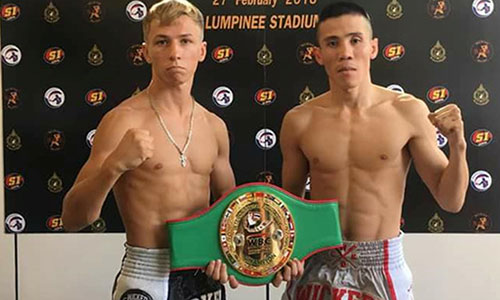 Võ sĩ Việt Nam giành đai WBC muay Thái tại Bangkok