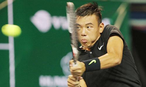 Lý Hoàng Nam du đấu Ấn Độ để cải thiện thứ bậc ATP
