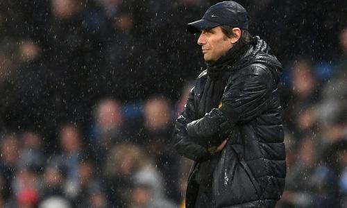 Conte cho rằng Chelsea đã thi đấu với chiến thuật hợp lý nhưng vẫn bại trận. Ảnh: Reuters.
