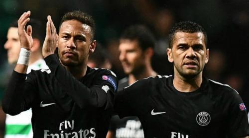 """Alves: """"PSG sẽ không khóc vì Neymar"""""""