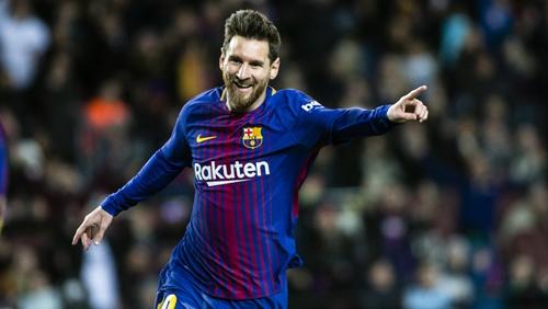 Messi hiện có phí phá vỡ hợp đồng là 861 triệu đôla. Ảnh: Reuters.