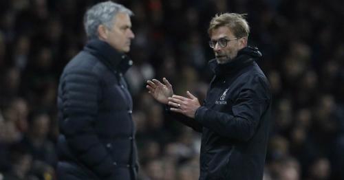 Klopp hướng tới chiến thắng đầu tiên của Liverpool trước Man Utd sau gần bốn năm tại Ngoại hạng Anh. Ảnh: Reuters.
