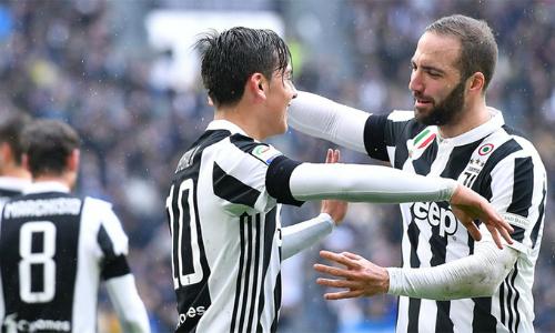 Inter níu chân Napoli, Juventus lên đầu bảng Serie A - Thể Thao