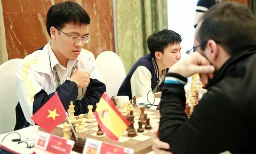 Quang Liêm vững phong độ ở ngày thứ ba HDBank Masters