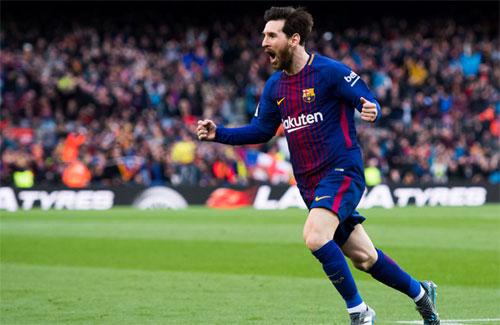 """Báo Tây Ban Nha: """"Bốn CLB đủ sức chi 863 triệu đôla mua đứt Messi"""""""