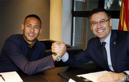 Coutinho: 'Sẽ thật tuyệt nếu Neymar trở lại Barca'