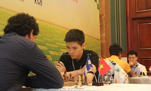 Lê Tuấn Minh có cơ hội vô địch HDBank Masters trước ván cuối