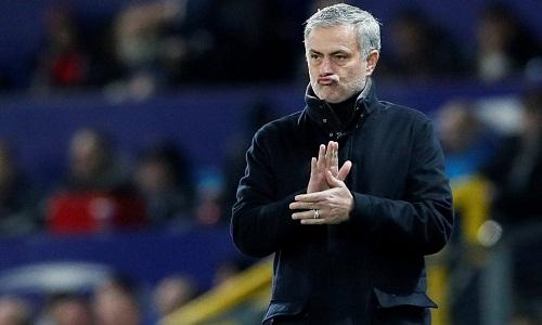 Mourinho kêu gọi Man Utd đầu tư thêm để thay đổi diện mạo tại Champions League. Ảnh: Reuters.
