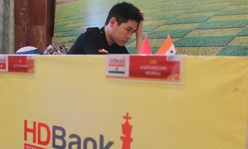 Lê Tuấn Minh tuột huy chương HDBank Masters trong gang tấc