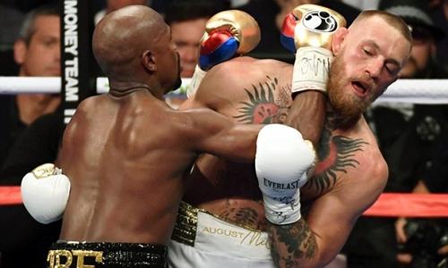Mayweather xác nhận sẽ thi đấu UFC