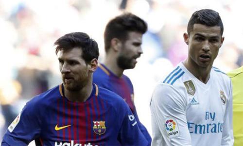 Ronaldo đánh cược về khả năng vượt Messi trong cuộc đua Vua phá lưới
