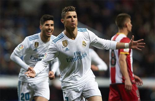 Ronaldo và đồng đội