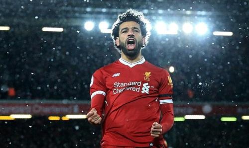 Liverpool làm mọi cách để giữ Salah. Ảnh: AFP.