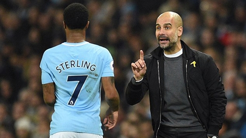 """Sterling: """"Guardiola như muốn giết tôi sau trận hòa Crystal Palace"""""""