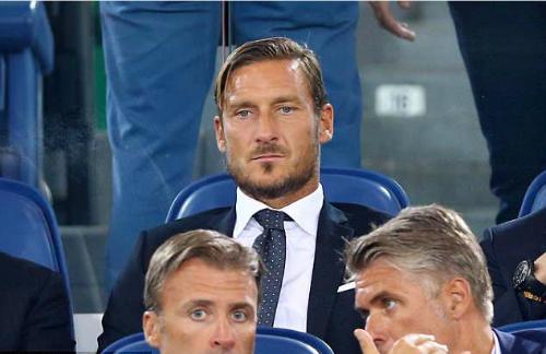 Tuổi đời Google ngắn hơn thời gian Totti thi đấu