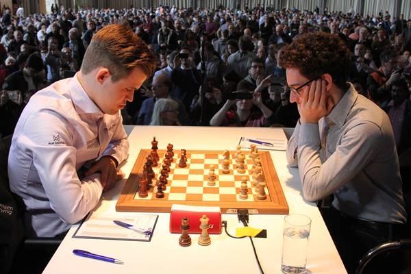 Caruana và khao khát của nước Mỹ về ngôi Vua cờ